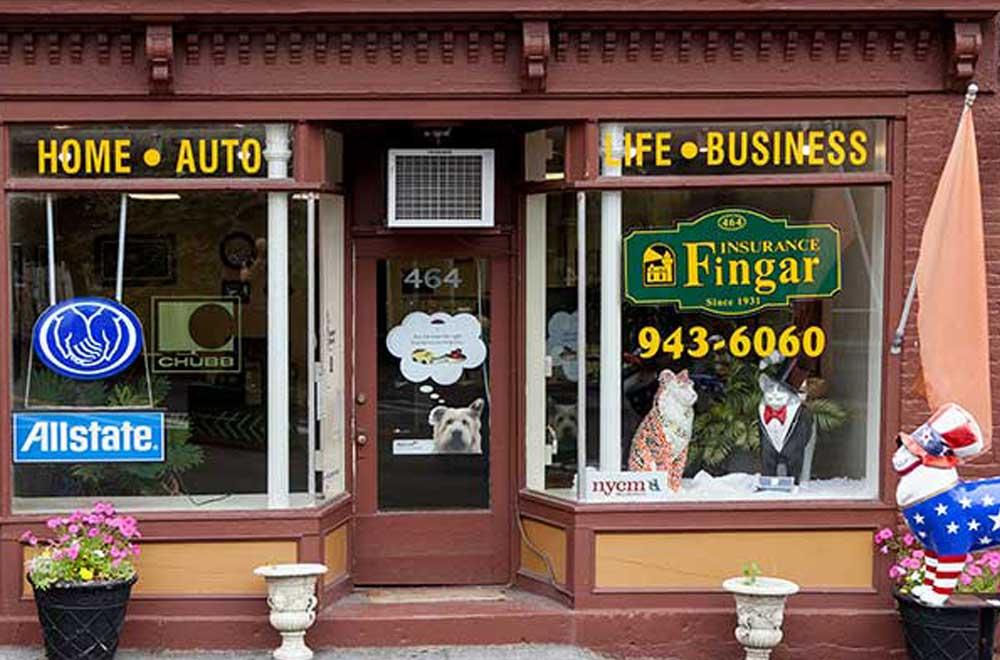Contact Fingar Insurance at their Catskill NY location