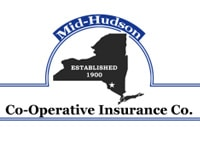 Mid-Hudson Co-operative Insurance products area offered by Fingar Insurance